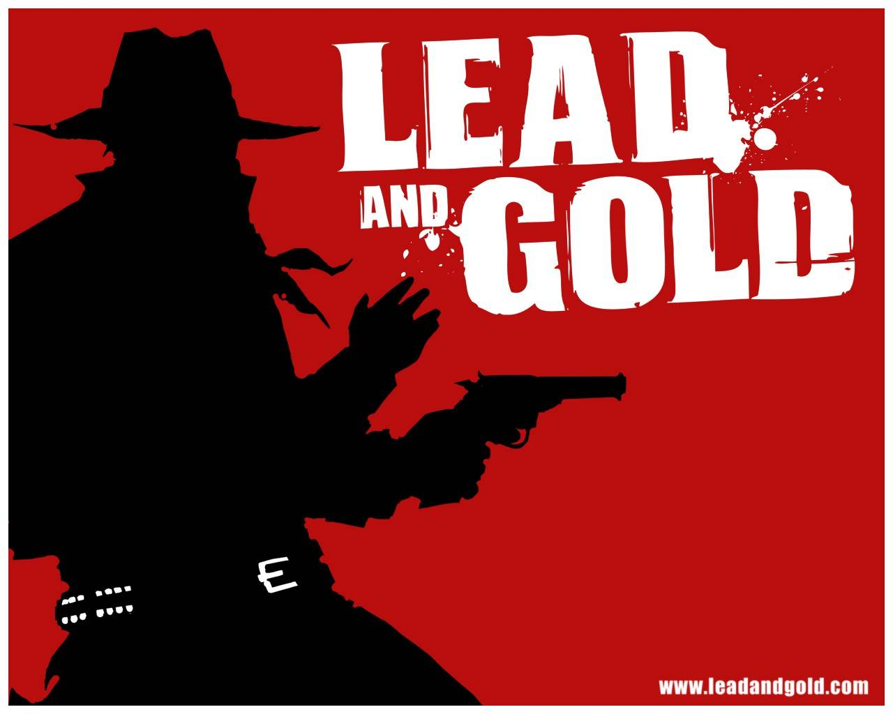 Lead and Gold: Gangs of the Wild West обои, картинки, фото
